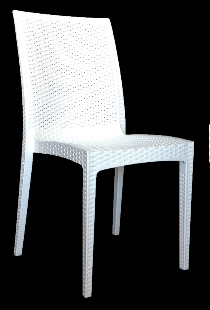 Bronte Side Chair White