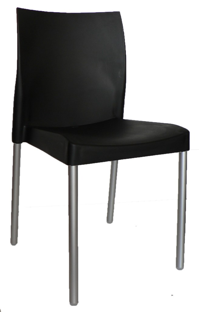 Leo Chair Black
