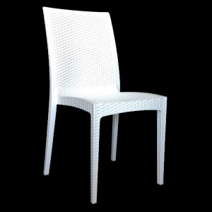 "Bronte Side Chair ""White"""