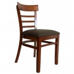 . York Timber Restaurant Chair - Domini