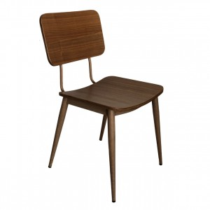 Astor Timber Veneer Chair