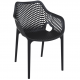 . Air XL Armchair - Black