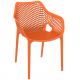 . Air XL Armchair - Orange