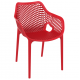 . Air XL Armchair - Red