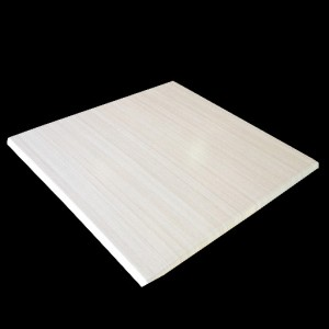 800mm, Heatproof Table Top, Square, Whitewash