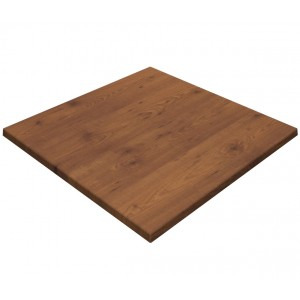 600mm, Gentas Heatproof Table Top, Square, Pine