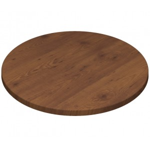 600mm, Gentas Heatproof Table Top, Round, Pine