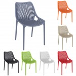 . Air Side Chair - 7 Colours