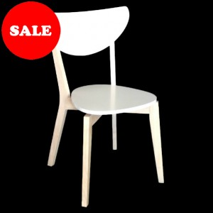 .Alisha Chair White