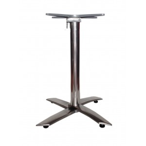 Aluminium Folding Stackable Base