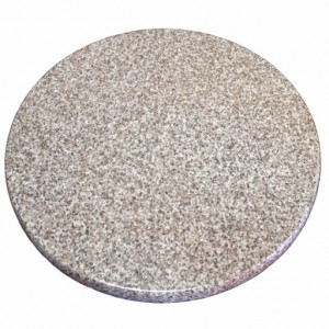 600mm, Heatproof Table Top, Round, Rocky