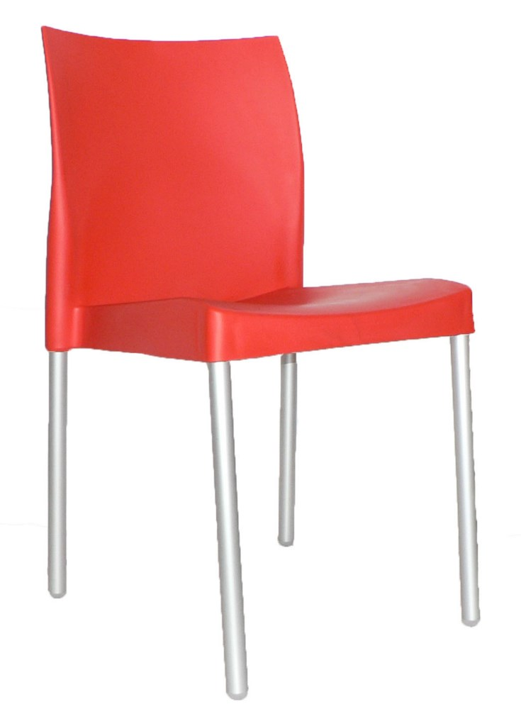 Leo Chair Red