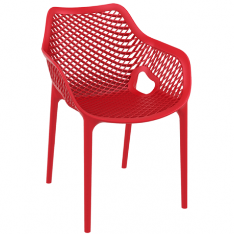Air XL Armchair - Red
