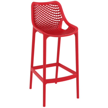 Air Barstool - Red
