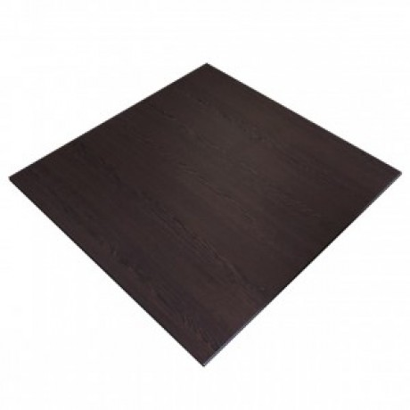 600mm Square Compact Laminate - Wenge