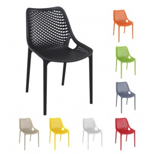 Air Side Chair - 8 Colours
